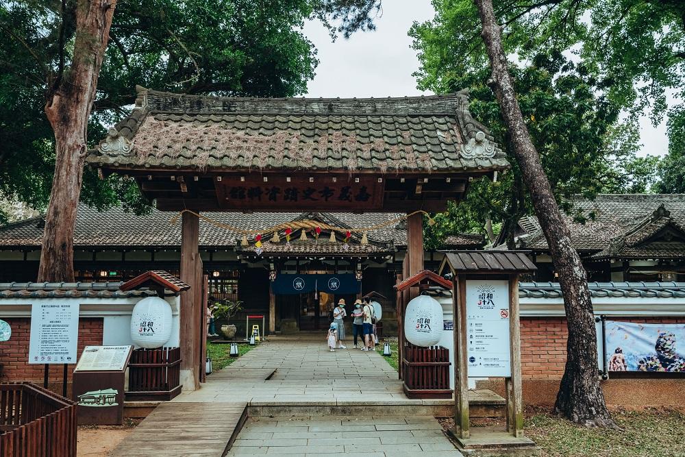 昭和十八J18-嘉義市史蹟資料館/單車/旅遊/嘉義/台灣