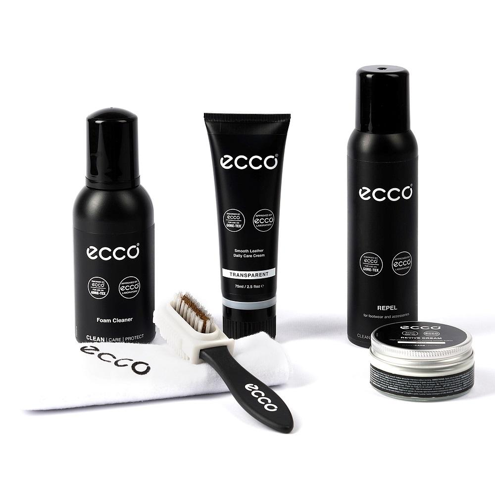 鞋子保養/清潔組/ECCO/台灣