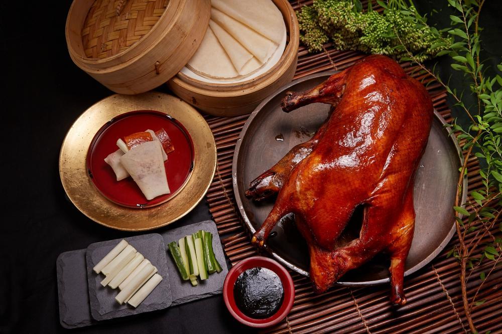 烤鴨/台北國賓飯店/台北/台灣