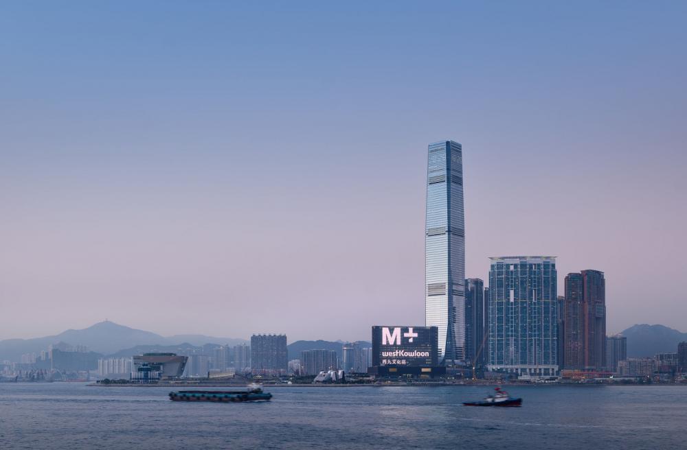 外觀/M+博物館/西九文化區/香港