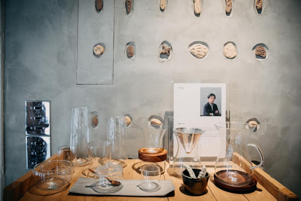 餐具/或者工藝櫥窗/複合式咖啡廳/新竹/台灣