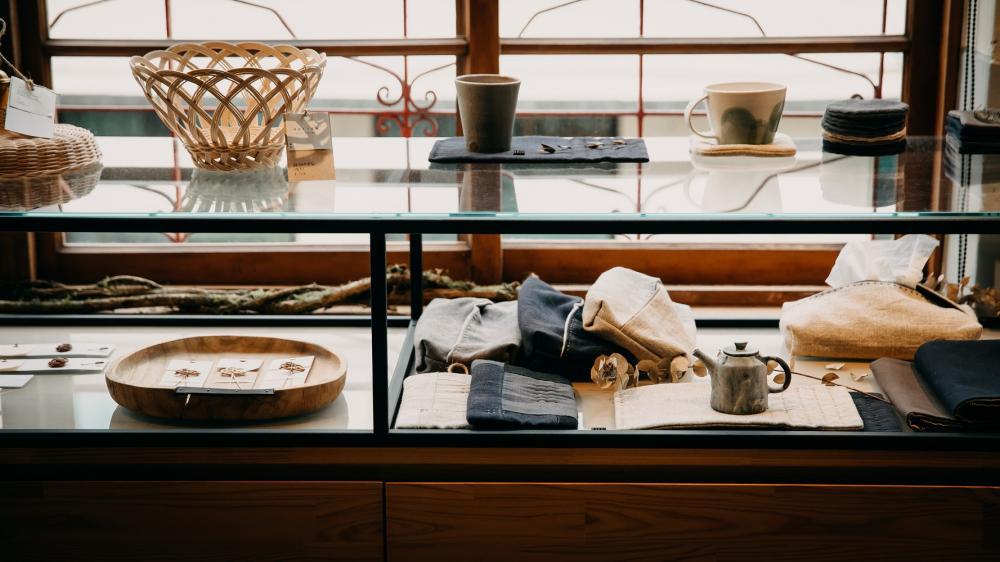 室內擺設/或者工藝櫥窗/複合式咖啡廳/新竹/台灣