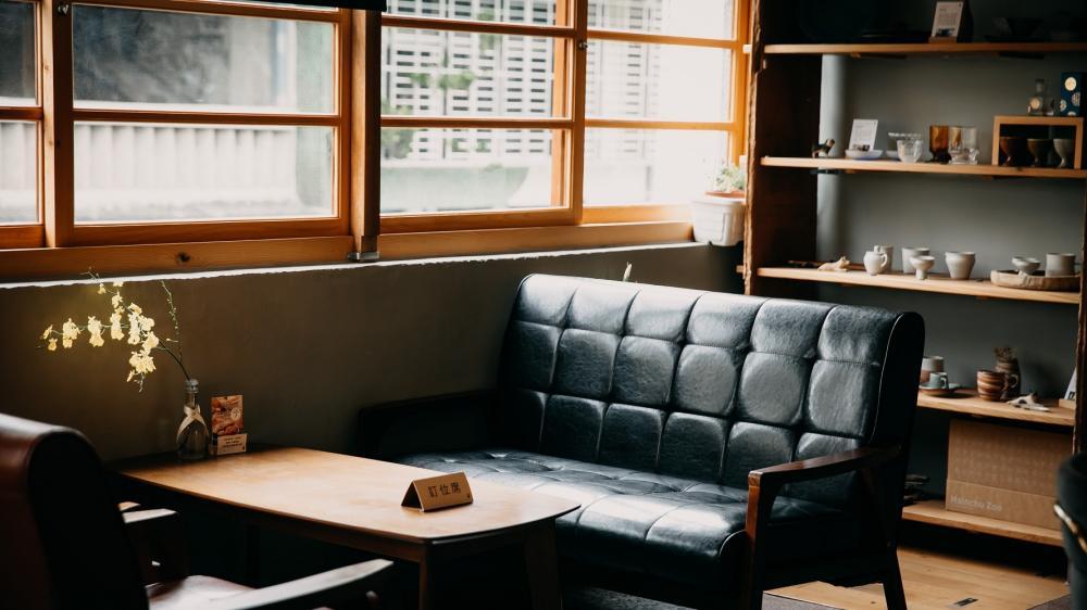 室內環境/或者工藝櫥窗/複合式咖啡廳/新竹/台灣