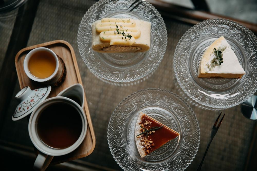 下午茶蛋糕/梁式甜點/眷村美食/將軍村/新竹/台灣