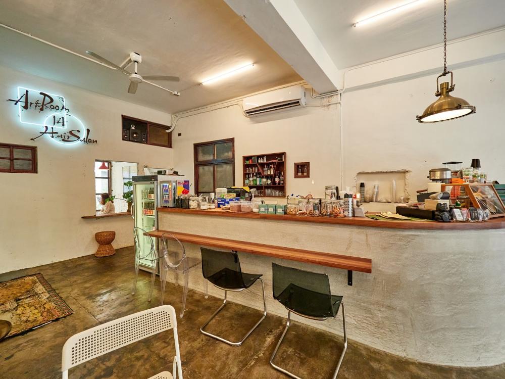店內環境/ArtRoom 藝室14/複合式咖啡店/新竹/台灣