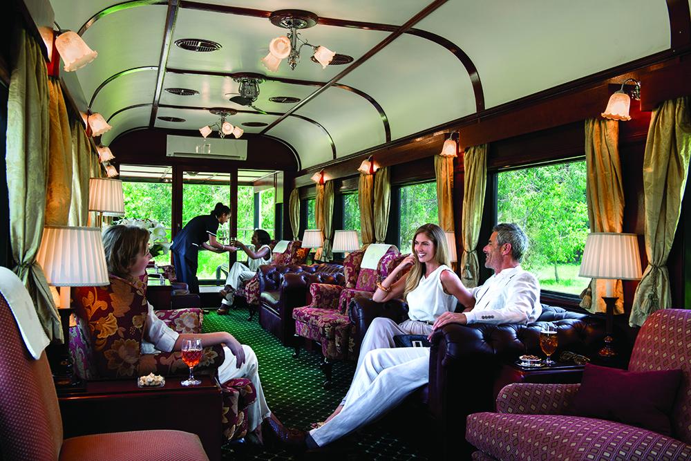 廂房空間/Victoria Falls Journey/非洲之傲/火車/非洲
