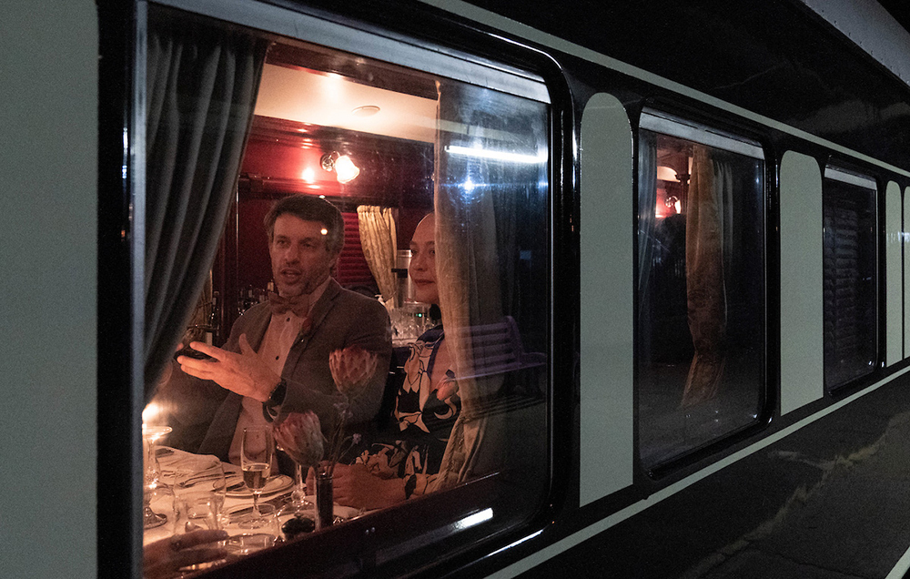 外觀/Victoria Falls Journey/非洲之傲/火車/非洲