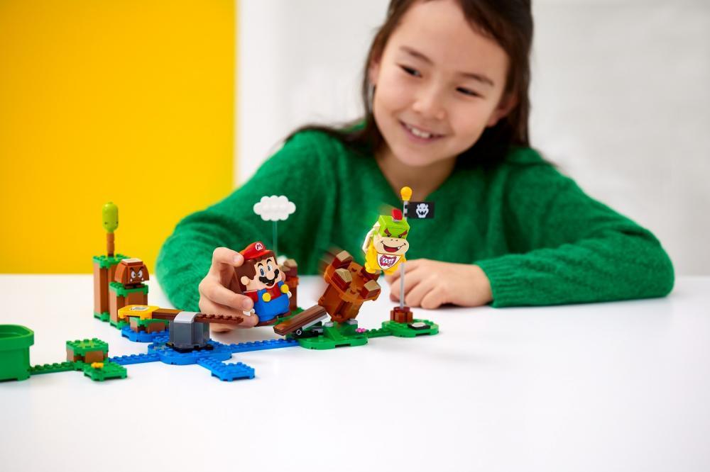 宣傳照/LEGO/瑪莉歐兄弟系列/台灣