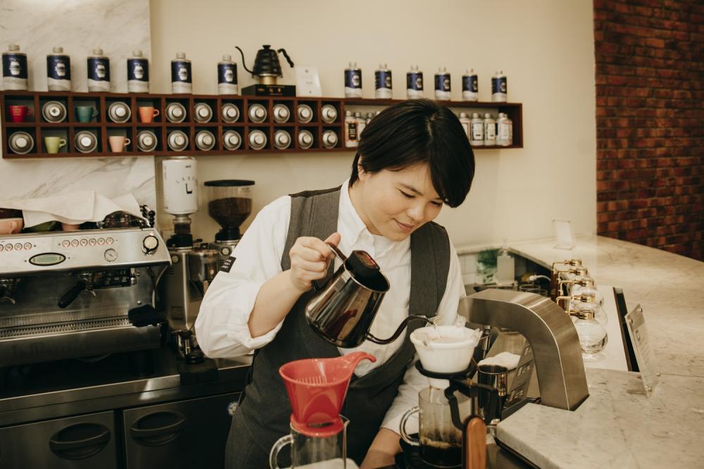 徐詩媛/COFFEE LOVER's PLANET/咖啡店/新竹/台灣