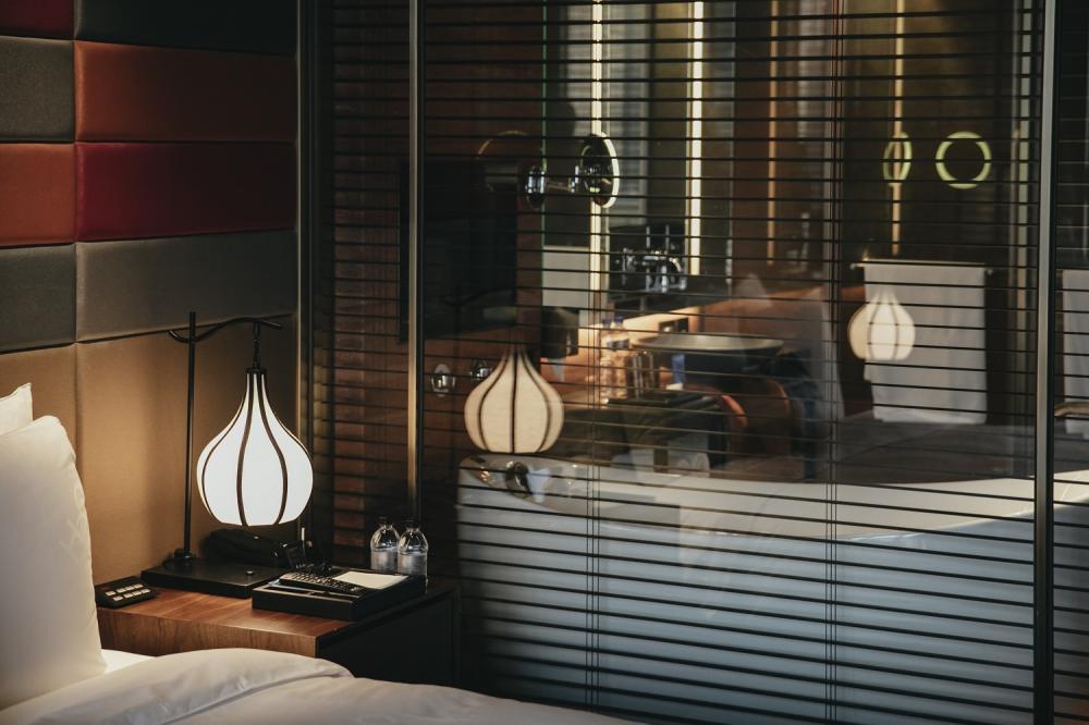 客房/H2O HOTEL水京棧國際酒店/高雄/台灣
