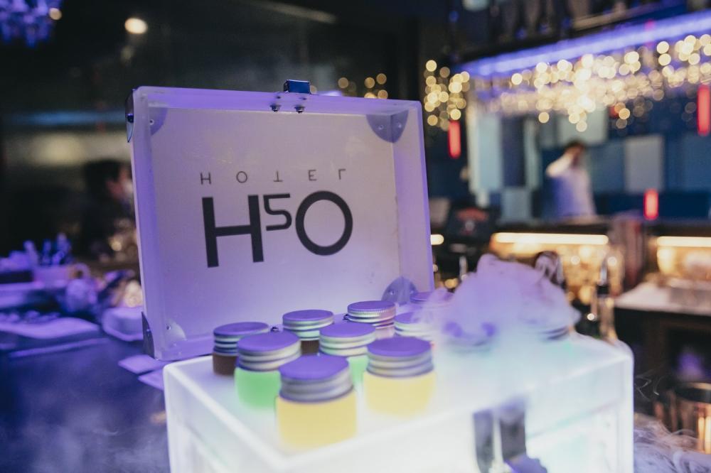 擺飾/H2O HOTEL水京棧國際酒店/高雄/台灣