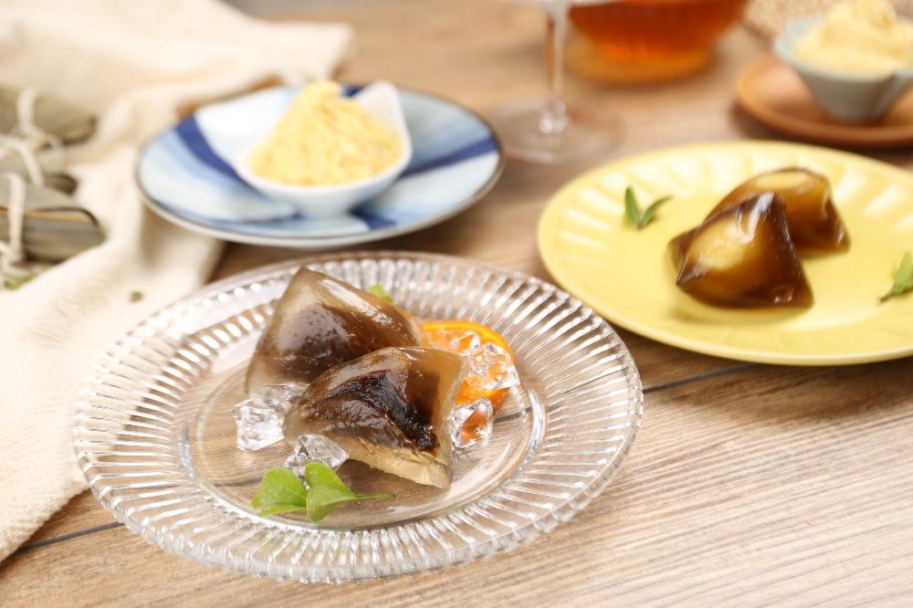 鐵觀音綠豆冰粽/伯爵紅茶芒果冰粽/香茗豆沙冰粽/端午節禮盒/舊振南/台灣