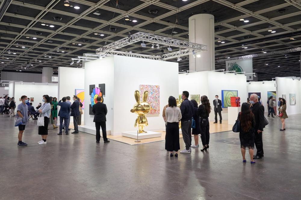 展覽內部/巴賽爾藝術展/香港