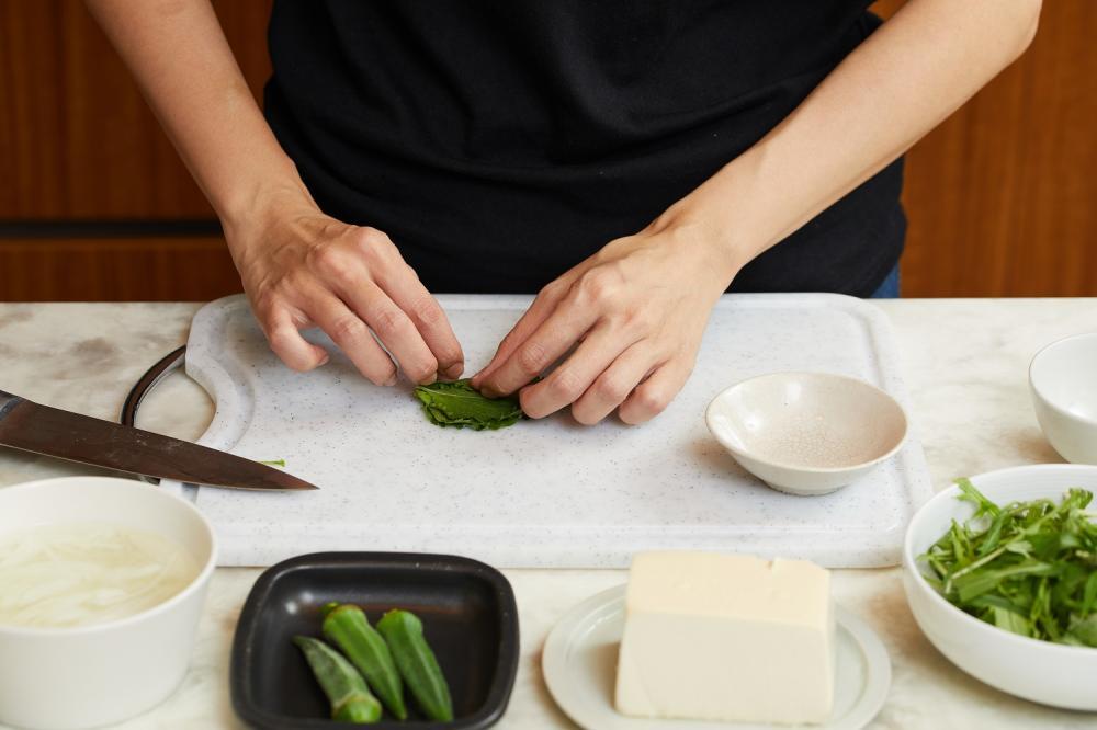 和風豆腐沙拉/下酒菜/美食/台灣