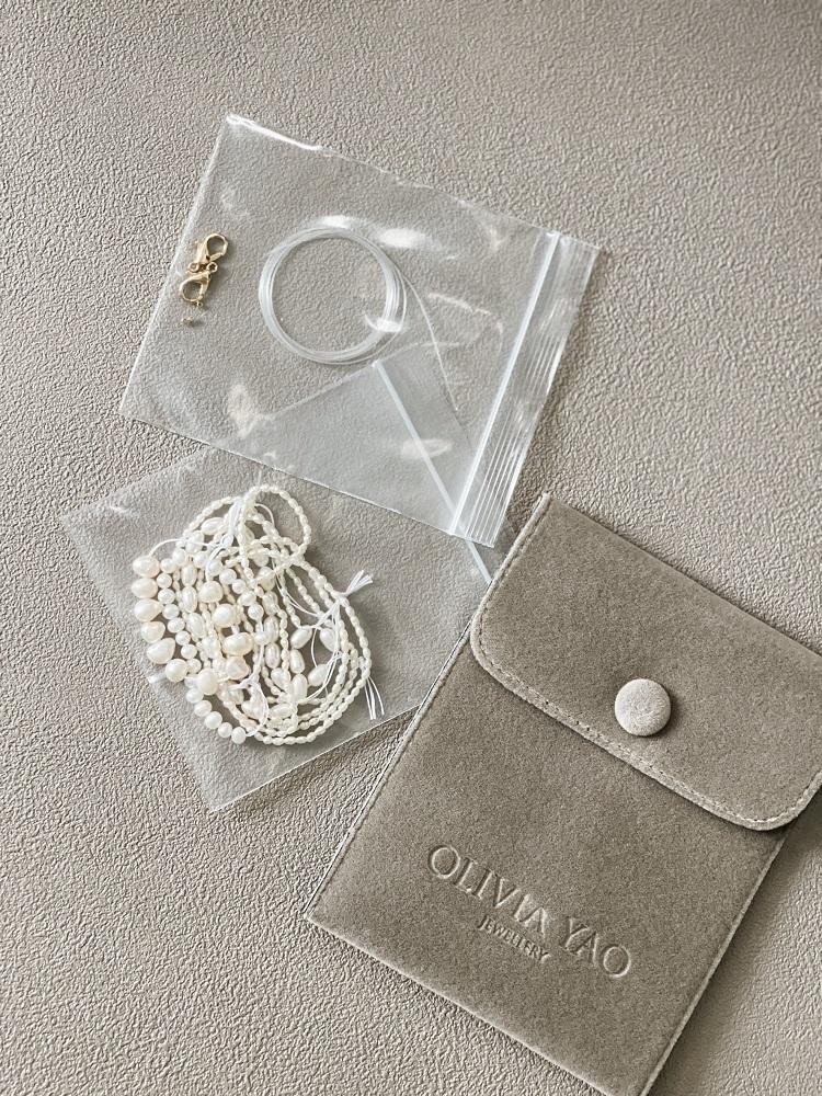 珠寶材料包/口罩鍊/OLIVIA YAO JEWELLERY/台灣