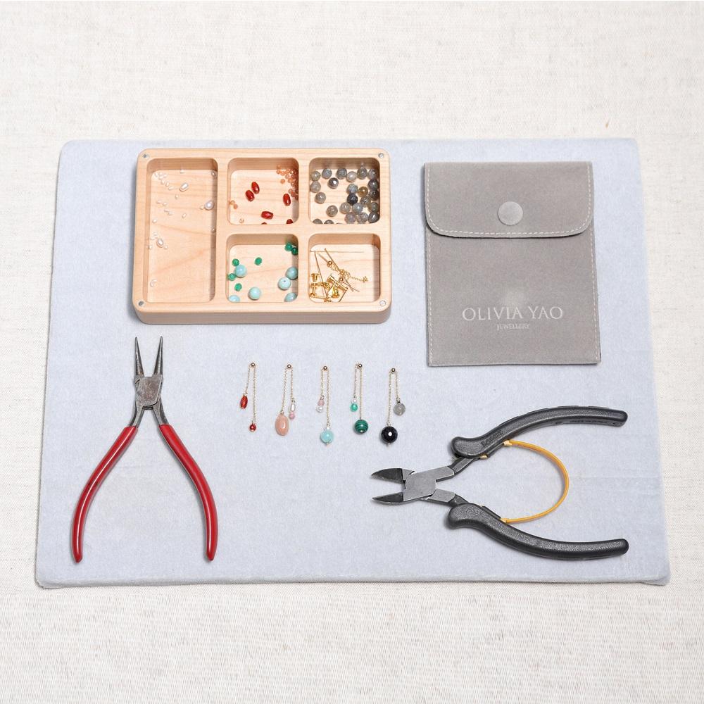 珠寶材料包/耳環/OLIVIA YAO JEWELLERY/台灣