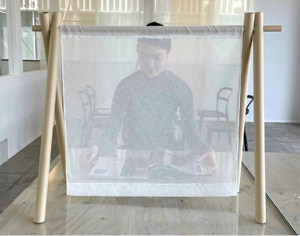 「PPSA」桌上隔板/小松マテーレ株式会社/防疫/生活/日本