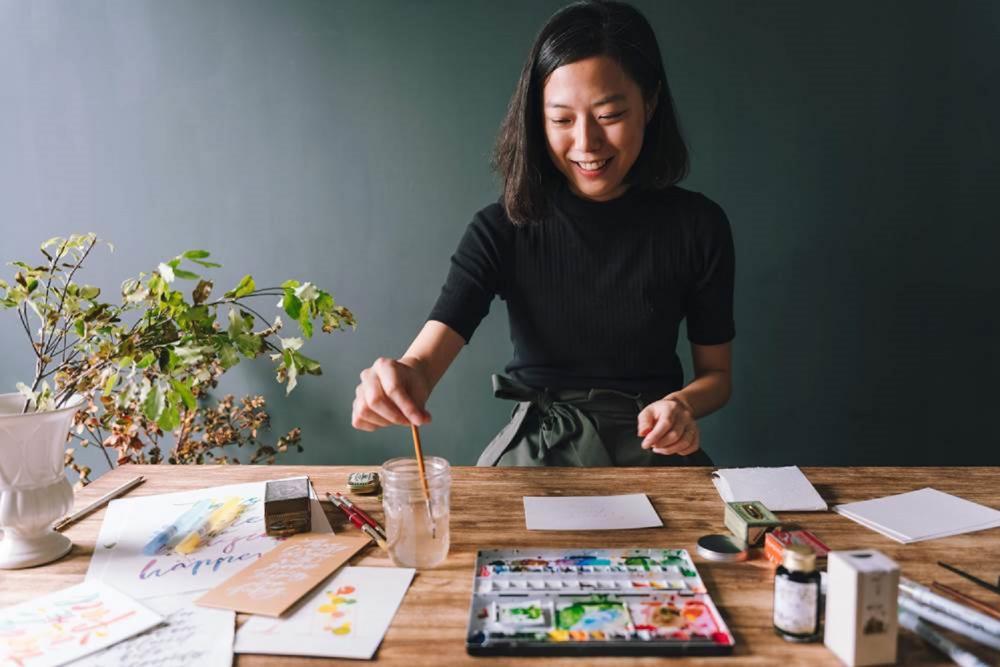 寶拉/Deborah Tseng Studio/書寫藝術/台灣