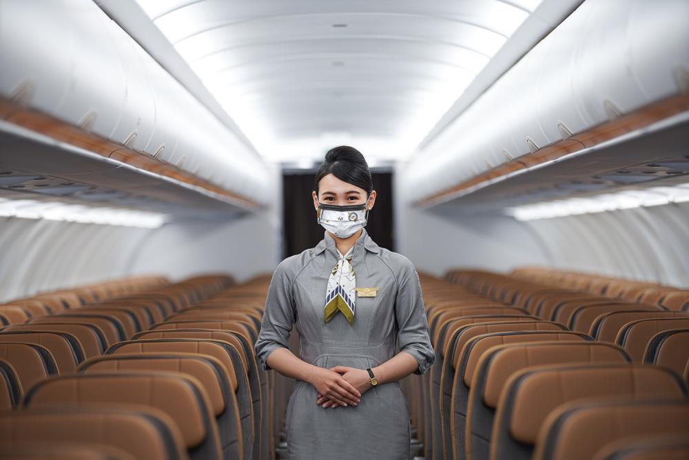 聯名口罩/星宇航空/親親JIUJIU/台灣