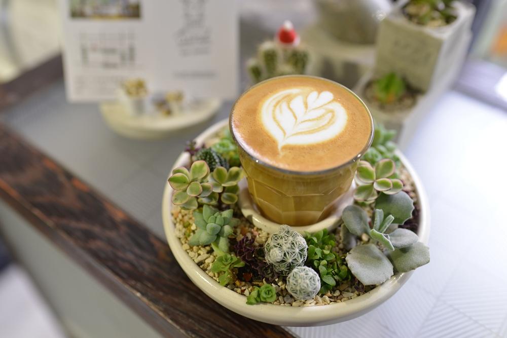 有肉Succlent&Gift/森林咖啡/大安/台北/台灣