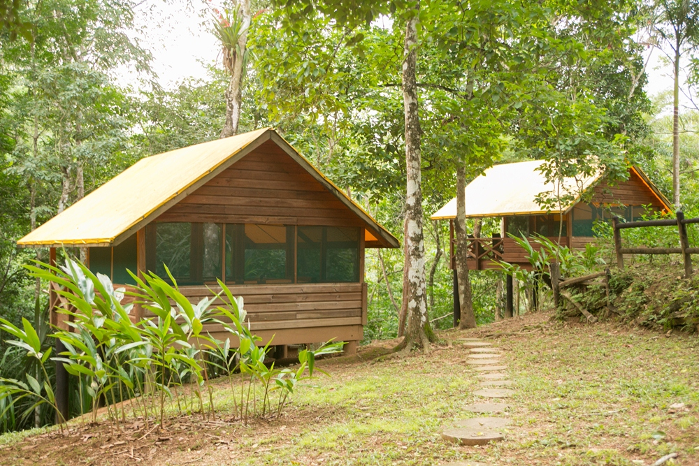 The Lodge at Chaa Creek/貝里斯/旅遊/飯店/雨林