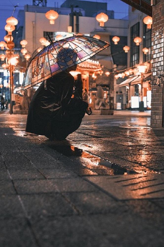 大正浪漫傘/YOU+MORE!/晴雨傘/創意生活/日本