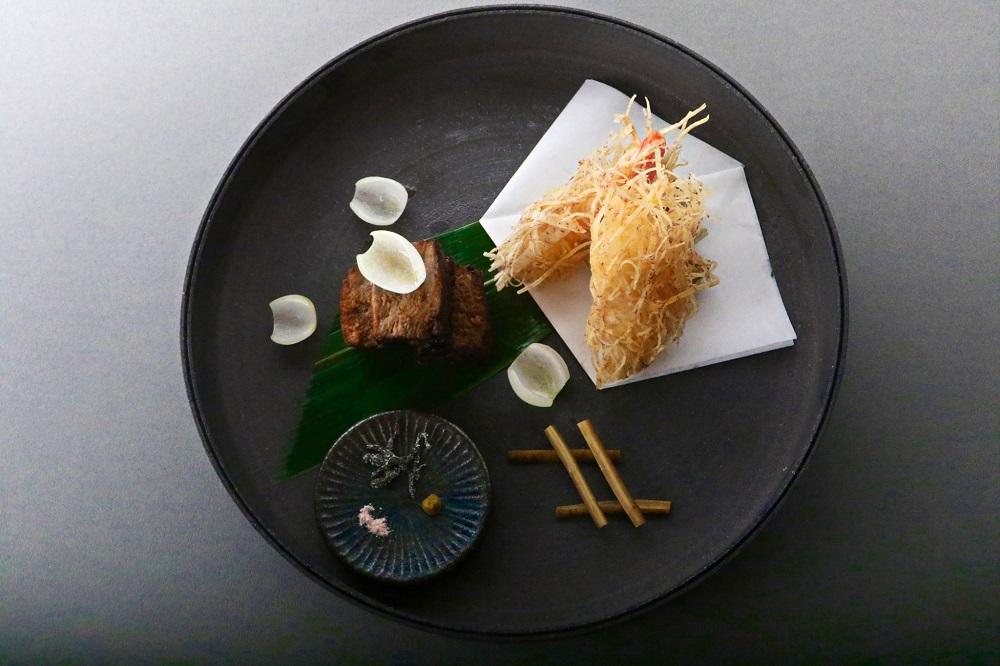 餐點/飛花落院/日式料理/美食/台中/台灣