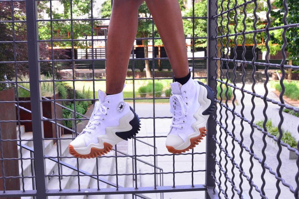 帆布鞋/Converse/未來系列/台灣