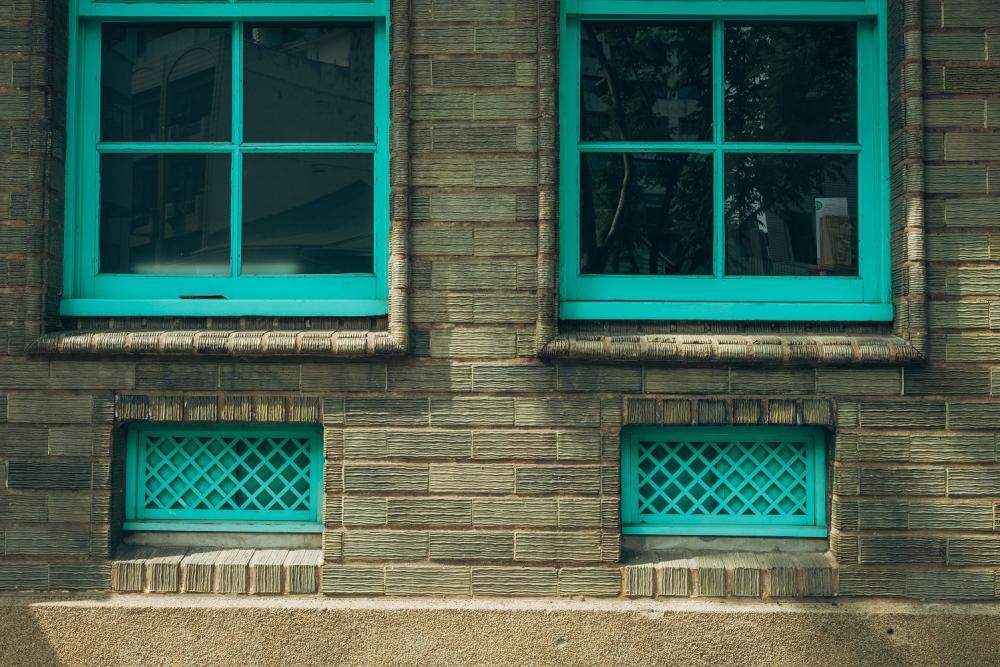 外牆/市立美術館/美術空間/嘉義/台灣