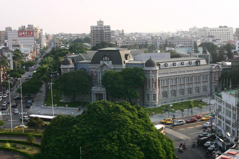 外觀/臺灣文學館/歷史建築/台南/台灣