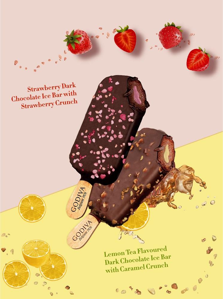巧克力雪糕/GODIVA/美食/台灣