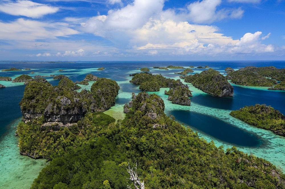VistaJet/拉賈安帕群島/西巴布亞/旅遊/世界