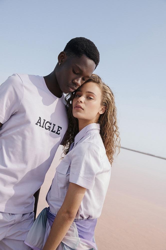 T恤/AIGLE/夏日系列/台灣