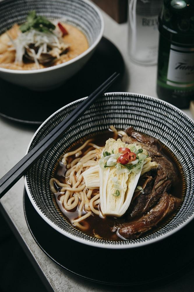 餐點/新竹英迪格酒店/科技感旅宿/新竹/台灣