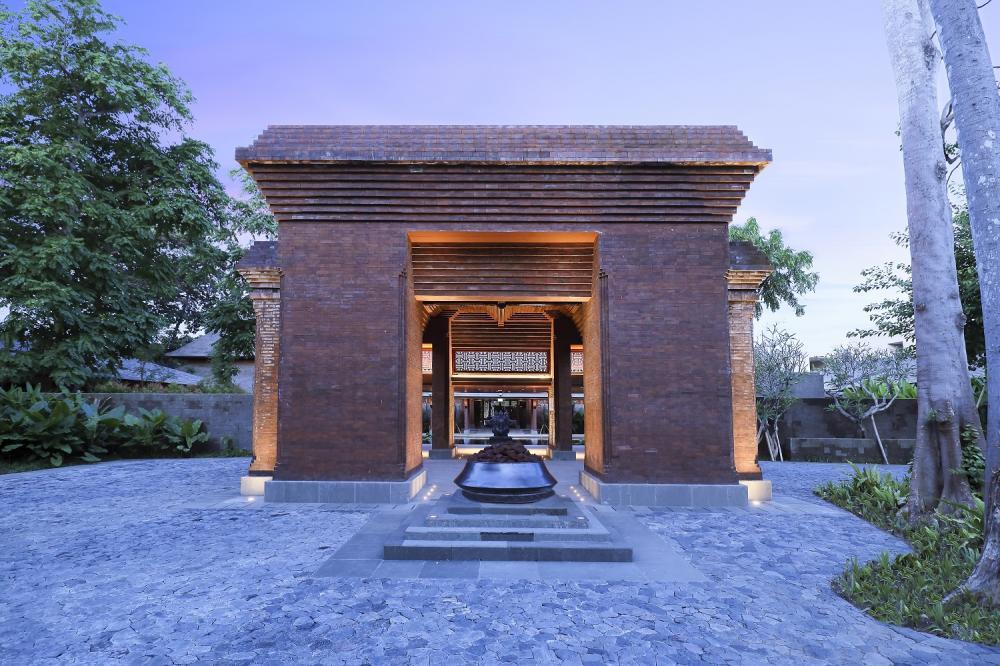 外觀/Andaz Bali/原始風光/渡假飯店/峇里島