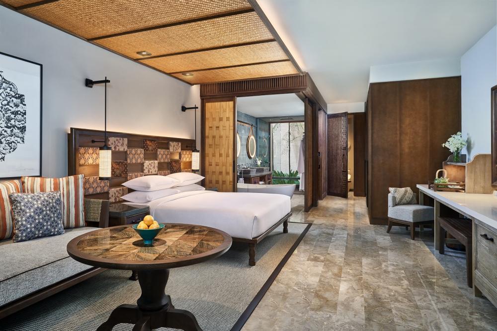 客房/Andaz Bali/原始風光/渡假飯店/峇里島