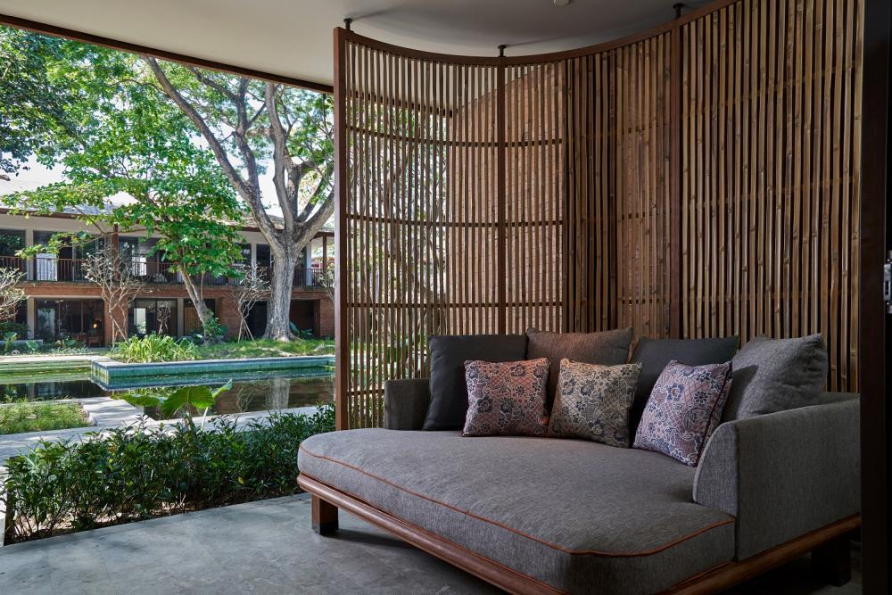 露臺/客房/Andaz Bali/原始風光/渡假飯店/峇里島