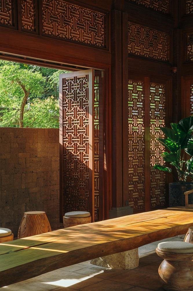門/Andaz Bali/原始風光/渡假飯店/峇里島