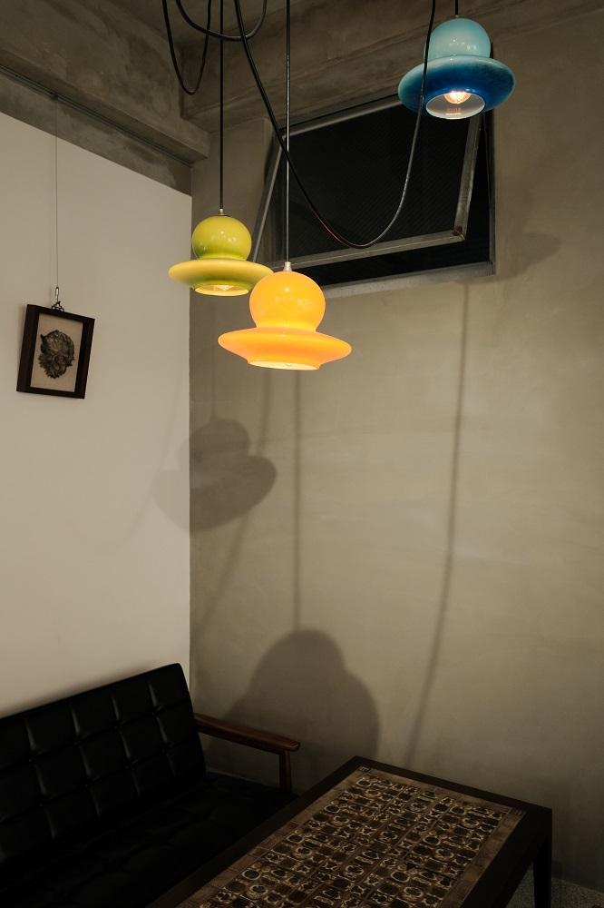 台灣吊燈/木更Mugeneration/老宅咖啡廳/嘉義/台灣