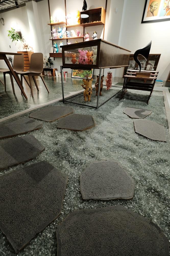 二樓展覽區/木更Mugeneration/老宅咖啡廳/嘉義/台灣