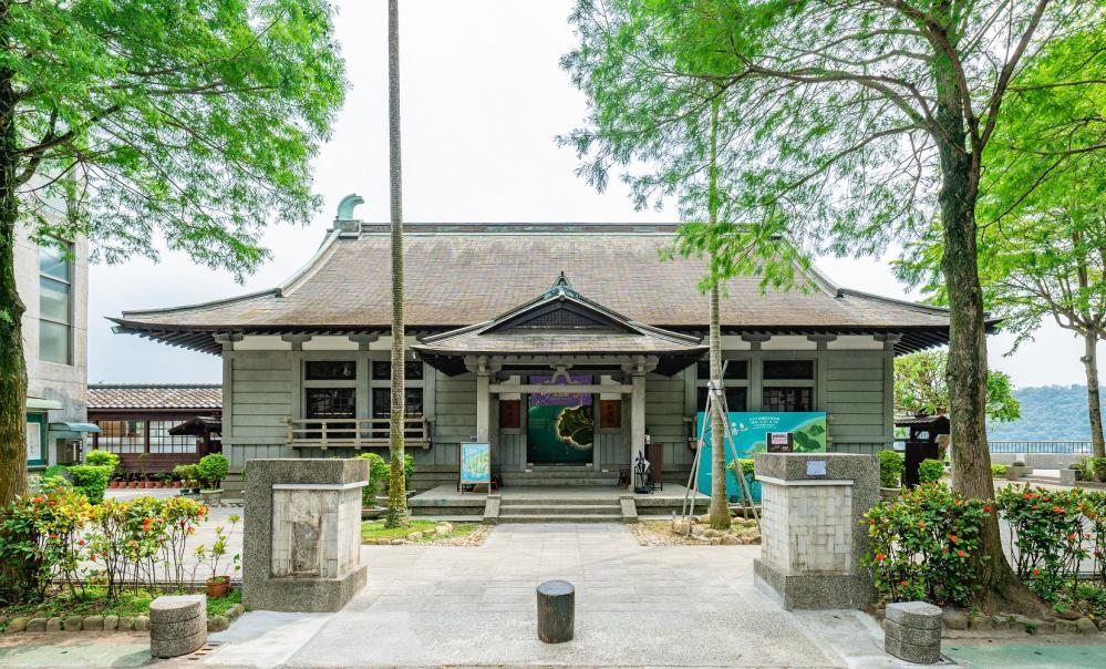 外觀/日式建築/武德殿/大溪/桃園/台灣