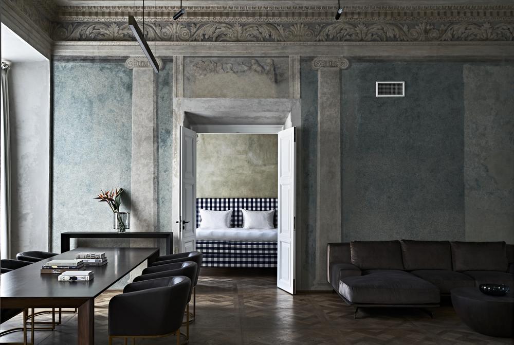 HOTEL PACAI/巴洛克建築/設計旅館/維爾紐斯/立陶宛/旅遊