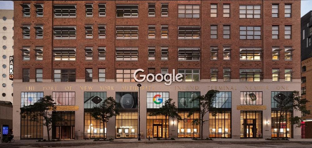 外觀/Google Store Chelsea/實體商店/紐約/美國