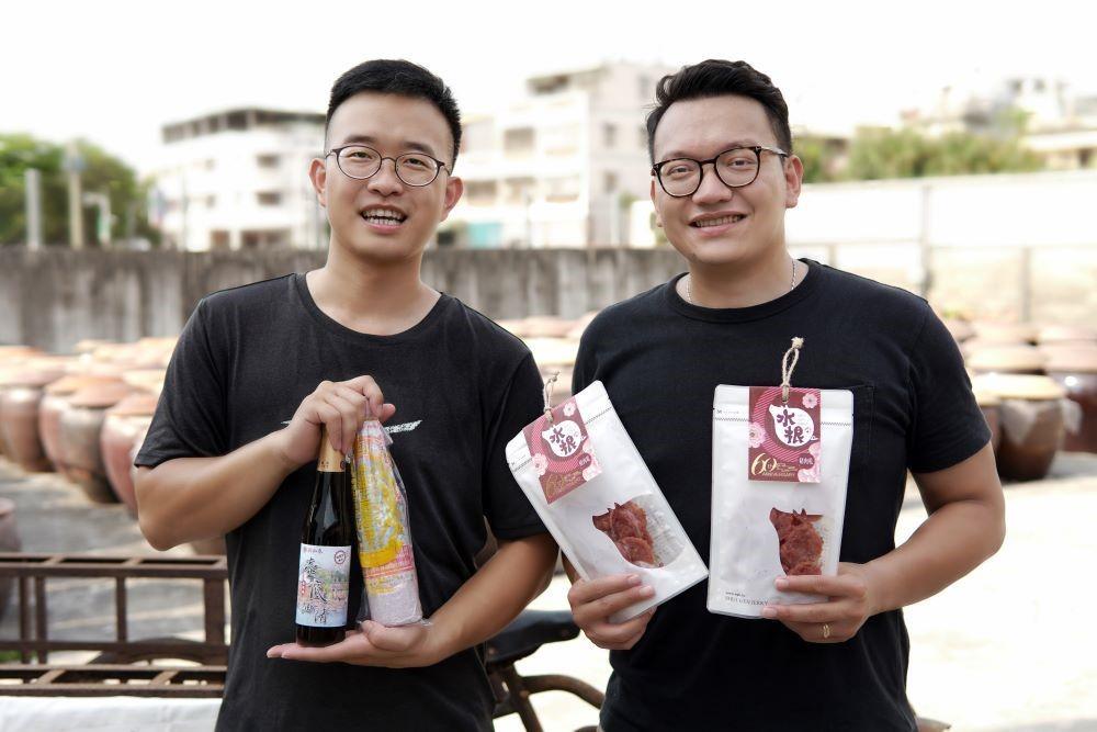 張又升/邱信翰/台味醬燒/新和春醬油/水根肉乾/彰化/台灣