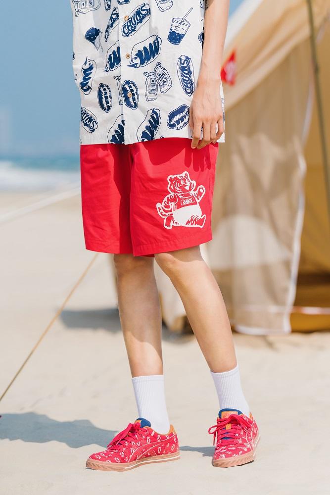 鞋子/褲子/ASICS/CHUMS/戶外聯名款/台灣