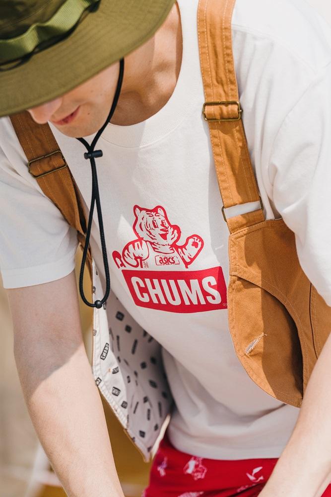 T恤/ASICS/CHUMS/戶外聯名款/台灣