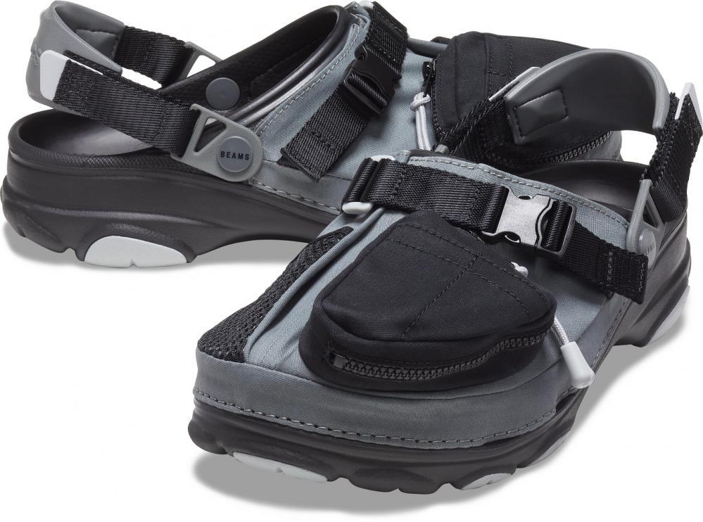 涼鞋/Crocs/BEAMS/戶外軍事風/台灣