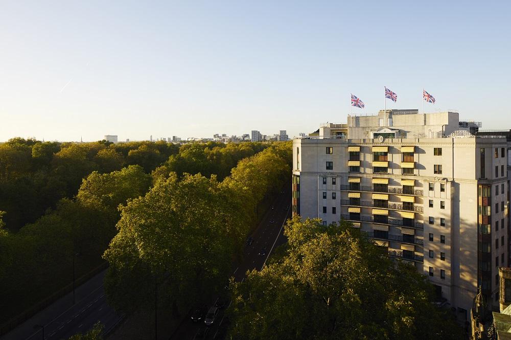 多切斯特酒店(The Dorchester London)/九十週年/倫敦/英國