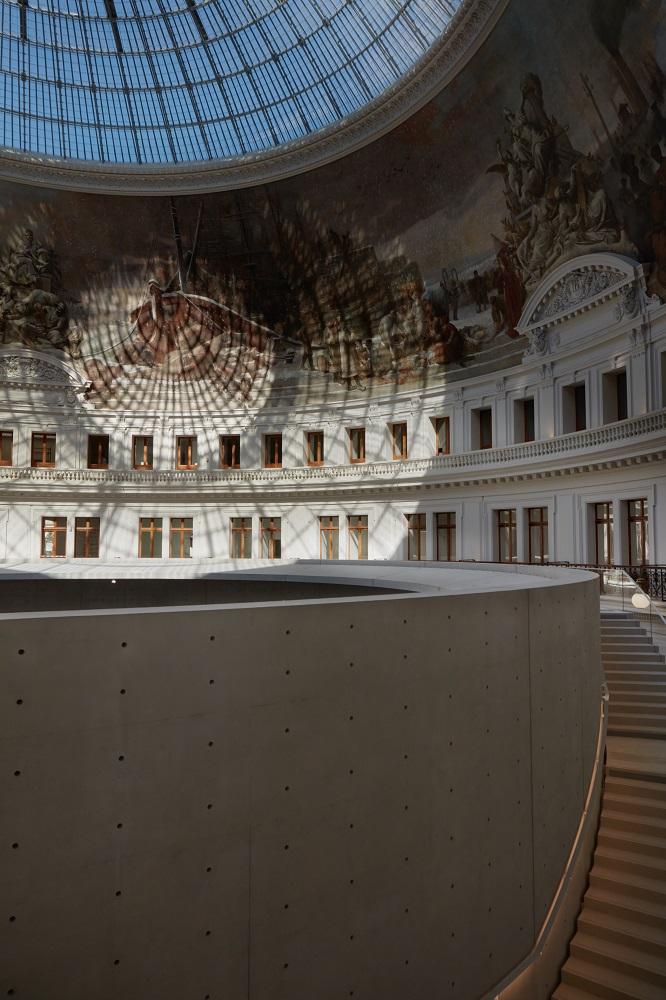 內部空間/皮諾私人博物館(The Bourse De Commerce)/博物館/巴黎/法國
