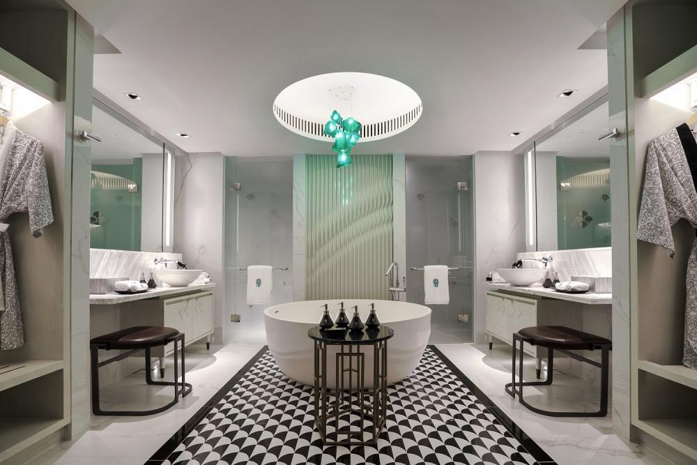 浴室/喀比悅榕莊酒店/度假酒店/安達曼海/泰國